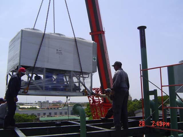 Obras Gas Air ca en Casa Japonesa