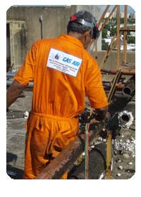 Instalación Refrigeración Gas Air